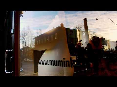 Helsinki New Moomin Cafe - Muminkaffe
