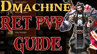 100 Retribution Paladin PvP Guide: Warlords of Draenor 6.0 [HD]