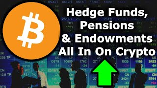 Hedge fund and cryptocurrencies