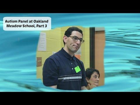 Autism Panel at Oakland Meadow School, Part 3