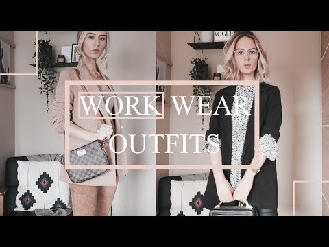 Workwear Outfit Ideas | Lookbook . http://bit.ly/2GPkyb3