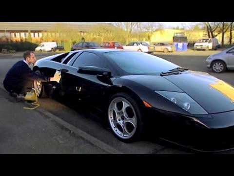 World's Best Car Cleaner #TBT - Fifth Gear