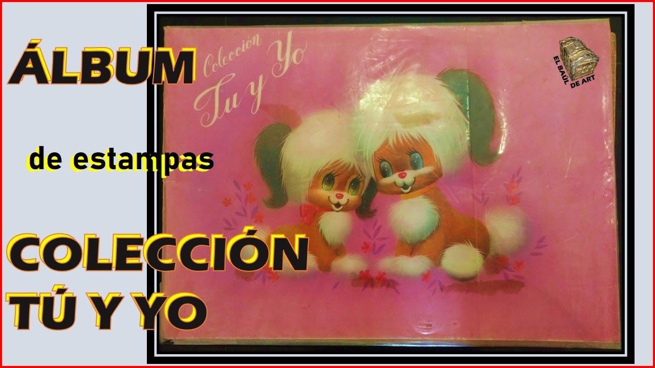 álbum De Los 80s Colección Tú Y Yo Youtube