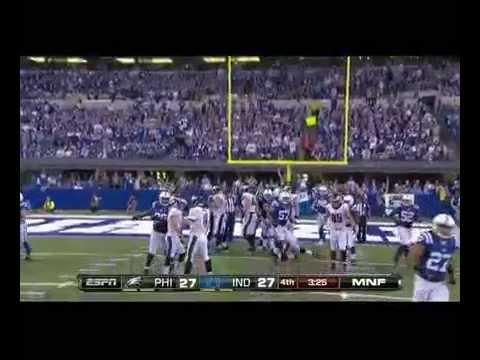 NFL Week 2 - Eagles vs Colts 2014 HIGHLIGHTS (30-27)