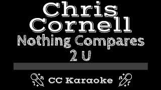 Chris Cornell • Nothing Compares 2 U (CC) [Karaoke Instrumental Lyrics]