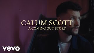 "Gambar cover Calum Scott - ""Calum Scott: A Coming Out Story"""