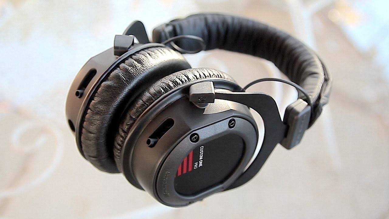 beyerdynamic custom one pro plus headphones review