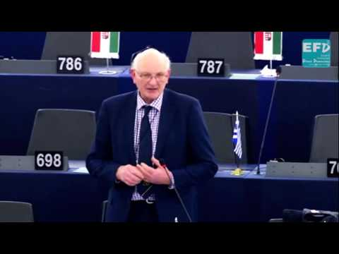 Farmers are not state employees working on nationalised land - Stuart Agnew MEP