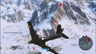 Самолёт ИЛ 40  штурмовка и бой с истребителями