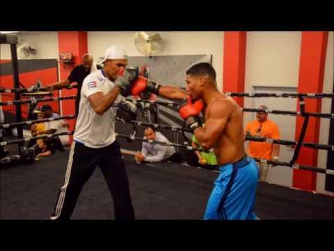 Yuriorkis Gamboa Beats down 2 people in Miami Gym Brawl #LDBC