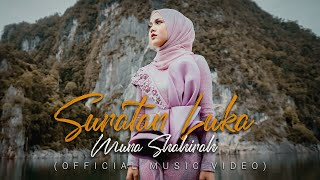 Muna Shahirah - Suratan Luka (OST Drama Bidadari Salju - Official Music Video)