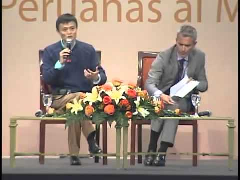 Jack Ma to Peruvian Small Businesses  Take Advantage of Free Trade Agreement Part 5 of 5