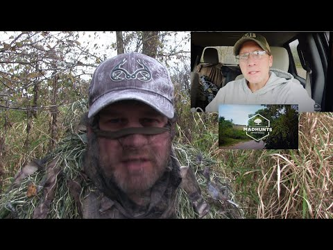 Pre Rut Bow Hunts & Hunting With Madhunts Adventures On Public Property