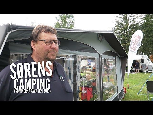 Sørens Camping på Sommerkaravanen 2017