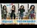 HUGE WALMART CLOTHING HAUL + TRY ON! 10+ OUTFITS!! | FALL 2018