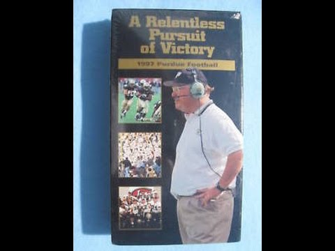 1997 Purdue Football - A Relentless Pursuit of Victory