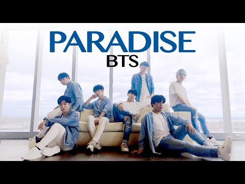 [EAST2WEST] BTS (방탄소년단) - PARADISE (낙원) Choreography By Christbob Phu