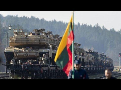 Десятки солдат НАТО в Литве заразились коронавирусом
