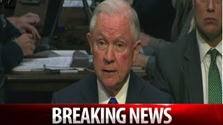 JEFF SESSIONS JUST ADMITTED TO EVIL THING ON SENATE FLOOR THAT HE'S DOING TO SCREW TRUMP! Free HD Video