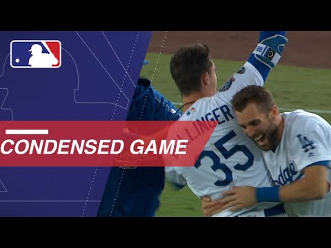 Condensed Game: MIL@LAD Gm4 - 10/16/18
