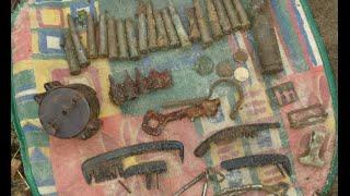 "Metal detecting ""German Woodlands"" (18)"