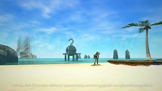 Zelda Majora's Mask 3D 4K (Great Bay Coast #2) - 4K 60FPS Looping Background by Henriko Magnifico