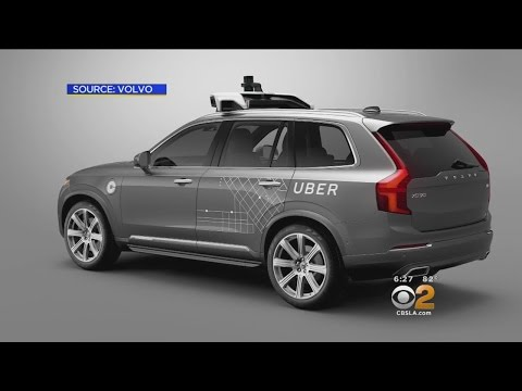 Uber To Try Self Driving Cars