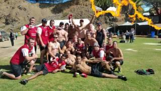 Cape Town Recruits 2016