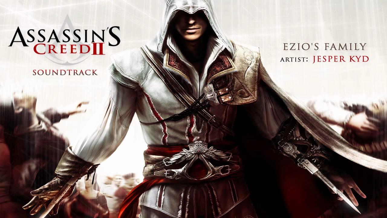 Ezio's Family - Assassin's Creed 2 Soundtrack - YouTube