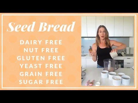 Super Simple Seed Bread