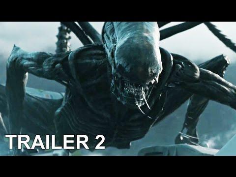 Alien Covenant - Trailer 2 Subtitulado Español Latino 2017 Prometheus 2