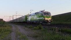 Trainspotting at Kytömaa