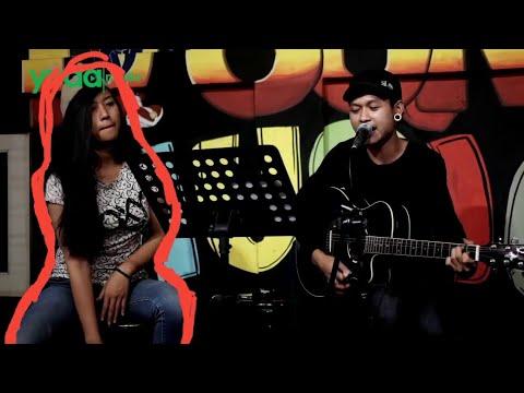 Rumah Kita - Pengamen Sabian feat Cewek Cantik Drummer Improve Rock Banget