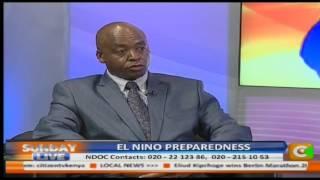 Sunday Live: El Nino Preparedness