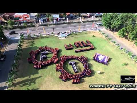 Koreo OSPEK FT UNY 2015, Awesome !