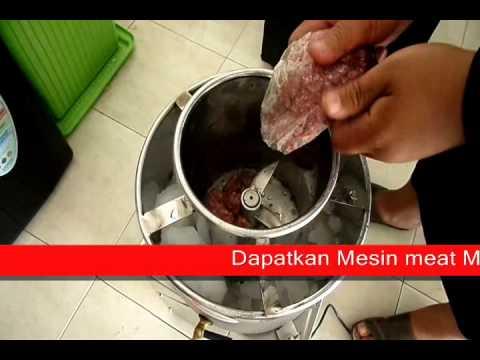 Jual Mesin Mixer Adonan Bakso || 081328495674