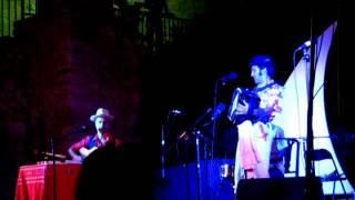 ELS MULS TROBADORS/The Troubador Mules- SA RIBA FOLK-MURO 2012 -jota de salutaciò