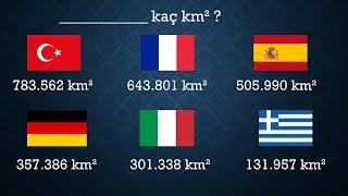 Numbers in Turkish - Türkçe Sayılar