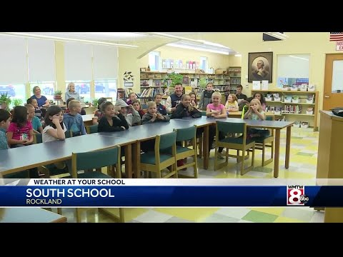 Weather at your School: South School in Rockland