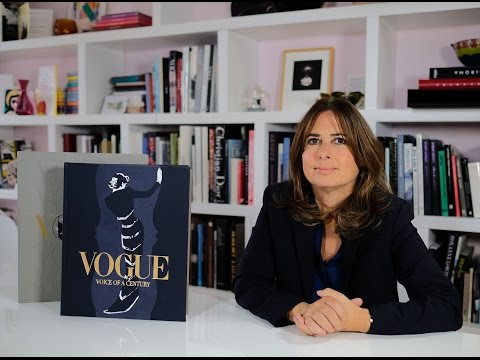 Alexandra Shulman Celebrates British Vogue's 100-Year History | MATCHESFASHION.COM
