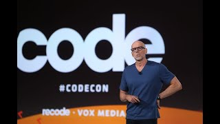 NYU professor and Pivot co-host Scott Galloway | Code 2019