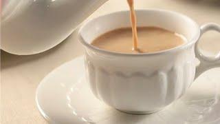 طريقه عمل الشاي بالحليب جميل جدا 😍😍
