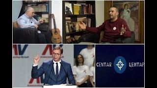 U CENTAR Damnjan Knezević Vučić Nije Patriota A Sve Manje Je I Srbin