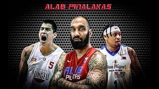 ALAB PILIPINAS LINE-UP MALAKAS PARIN | NO BROWNLEE NO WORRY