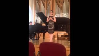 Per pietà, ben mio, perdona (Cosi fan Tutte) - Emily Dorn, soprano