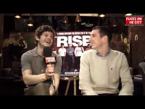 Game of Thrones Iwan Rheon & Gerard Kearns Interview