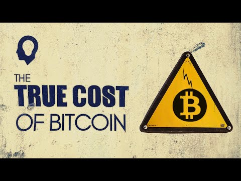 The True Cost Of Bitcoin