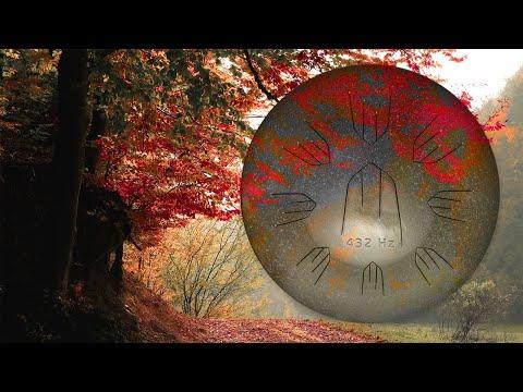 Relaxing Hang Drum Music | Good Vibes | 432 Hz | ♬043