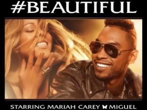 [MP3/DL] Mariah Carey Feat. Miguel - Beautiful HD