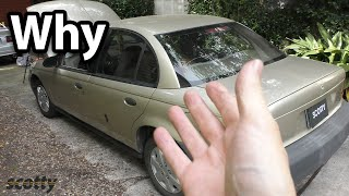 Why Saturn Cars Are So Bad, What Went Wrong